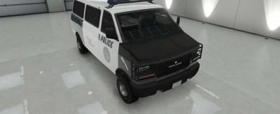Police Transporter