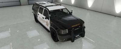 Sheriff SUV Granger